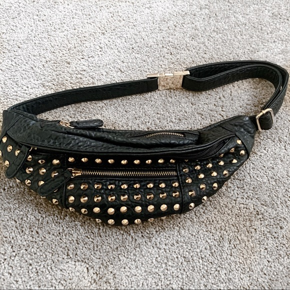 Shoes - Studded Fanny Pack